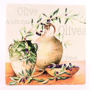 Servietna tehnika - oljčne vejice