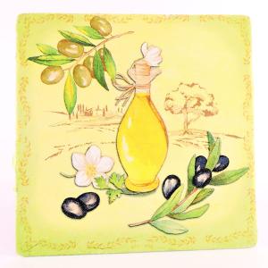 Servietna tehnika - olivno olje