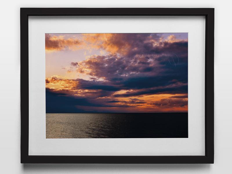 Fotografija - Sončni zahod