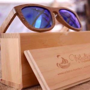 Lesena očala
